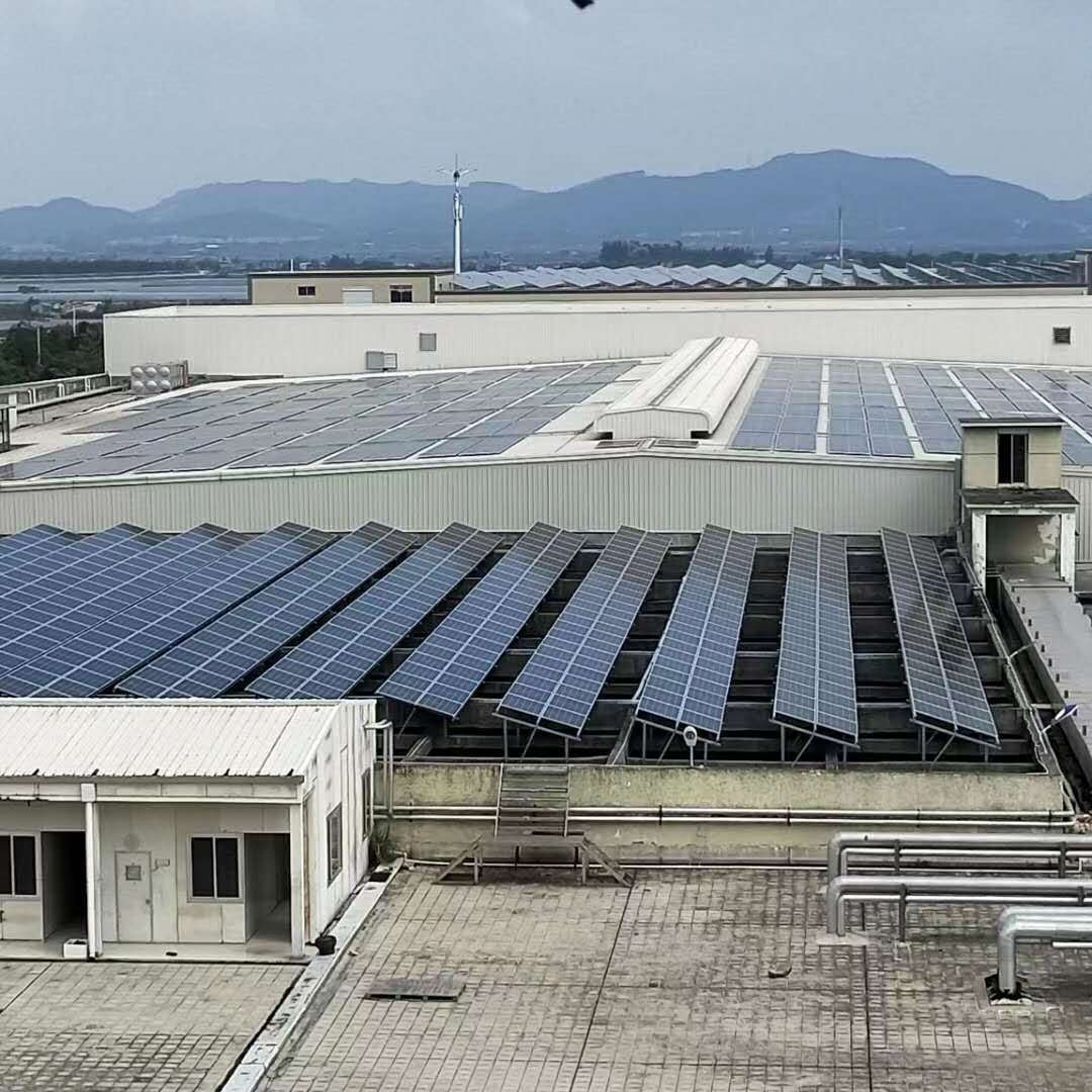 5MW-Factory Roof Plant-FUJIAN,CHINA