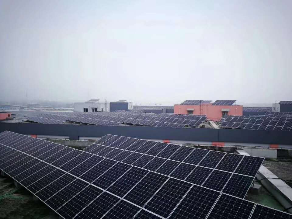 6MW-Factory Roof Plant-ZHEJIANG,CHINA